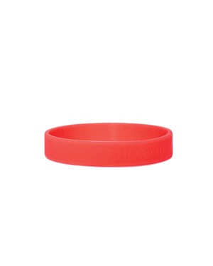 SLIM ID-VIE BANDE SILICONE - ROUGE